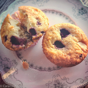 Delicious and easy muffin recipe packed with flavor. White chocolate and raspberries complement each other perfectly.