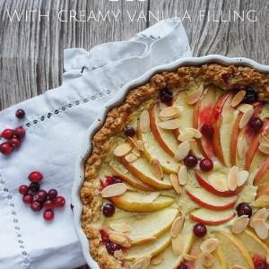 Apple Cranberry Pie