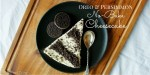 Decadently delicious no-bake cheesecake recipe with a dreamy Oreo crust and persimmon to add gorgeous flavor to the filling. No gelatin, no-bake, no hassle!