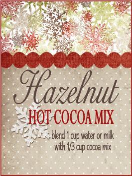 hazelnut hot cocoa