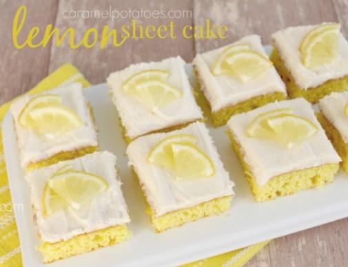 Lemon-Sheet-Cake