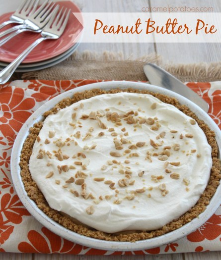 Peanut Butter Pie 107