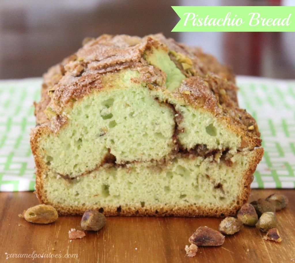 Pistachio-Bread