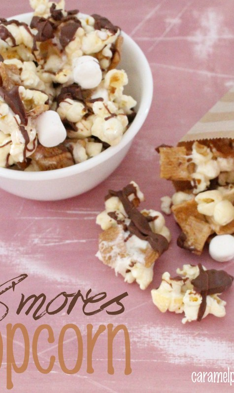 S'mores Popcorn
