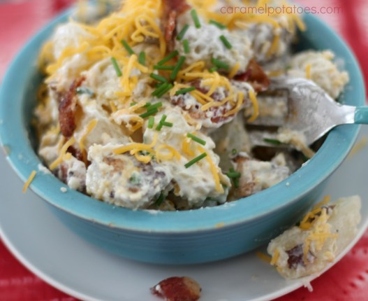 loaded baked potato salad 029