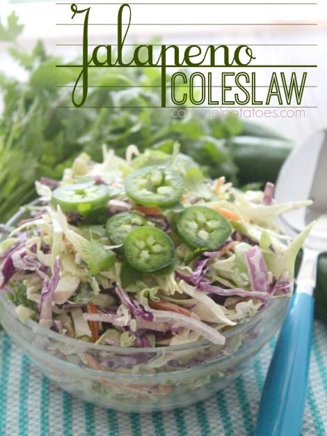Jalapeno Coleslaw