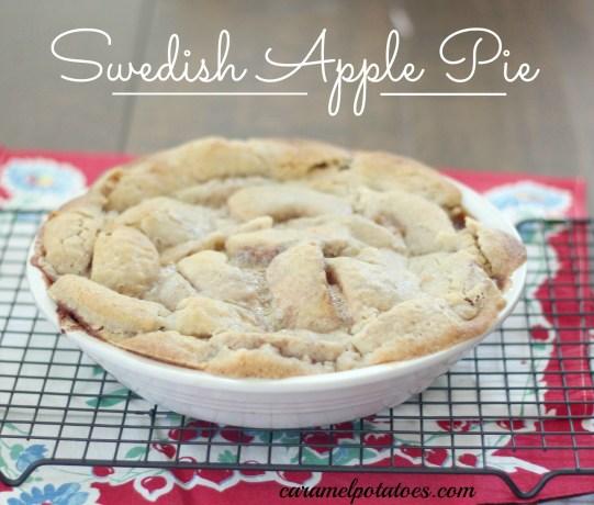 Swedish Apple Pie Final