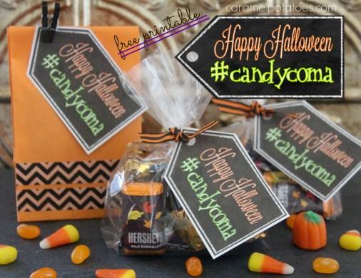 Hashtag Candy Coma