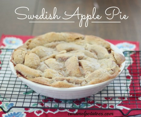Swedish Apple Pie 2