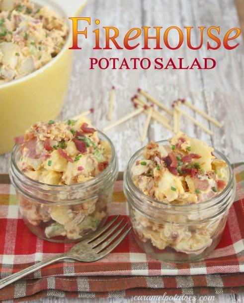 Firehouse Potato Salad