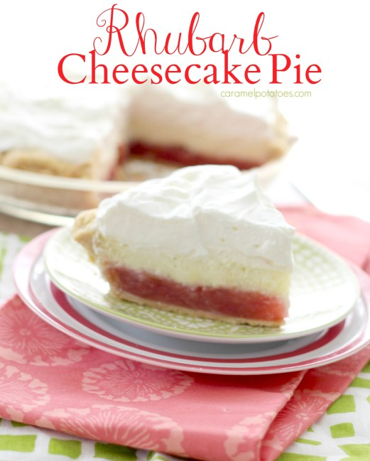 rhubarb cheesecake pie 149 2