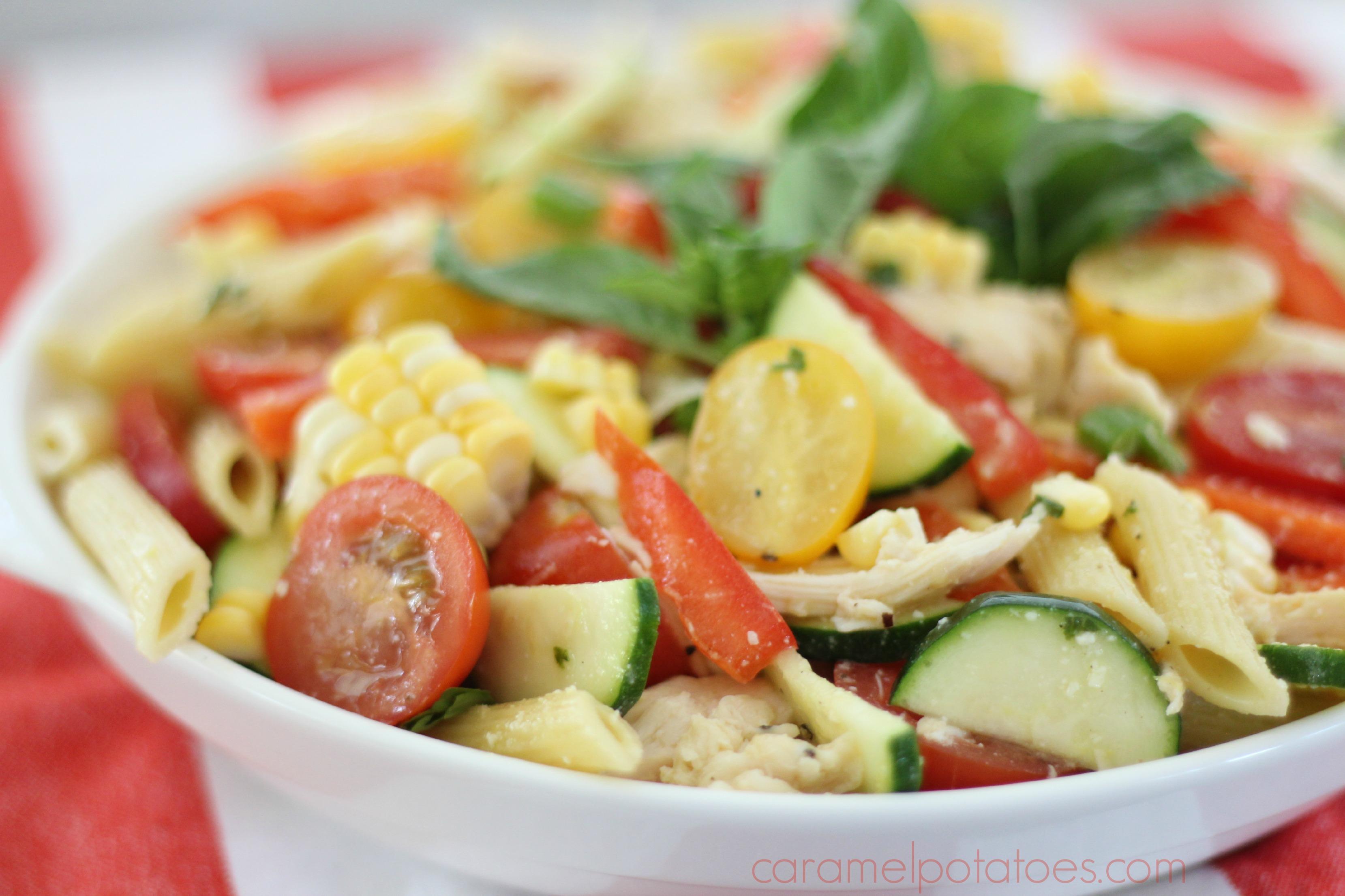 Farmers Market Pasta Salad recommendations
