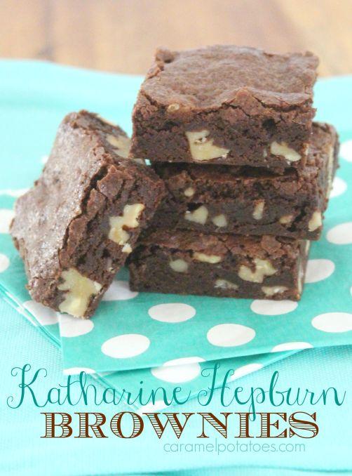 Katharine Hepburn Brownies 024