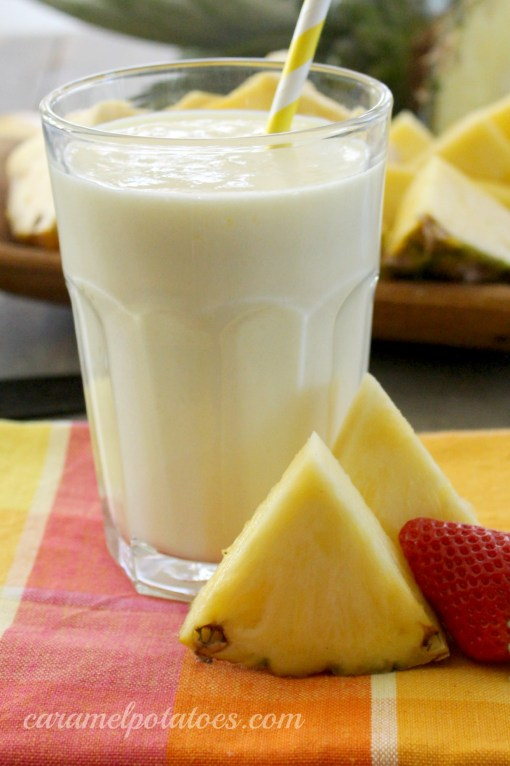 Pineapple Smoothie 041