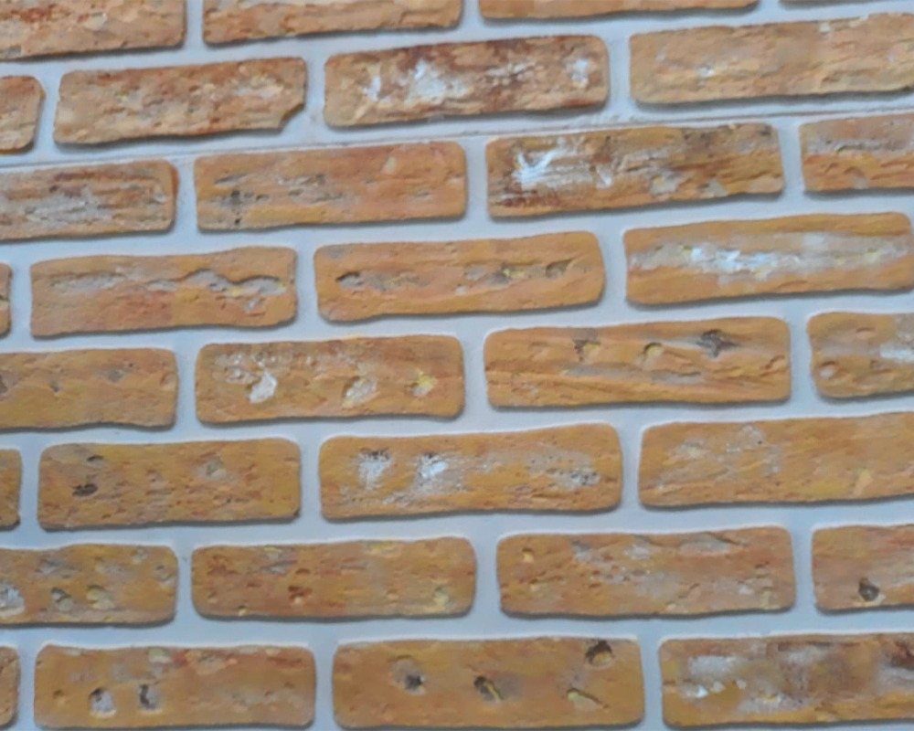 Panouri decorative fatade exterioare YELLOW ANTIC 2