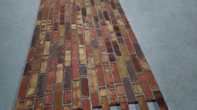 Panouri termoizolante de exterior Techstone Colonial 6