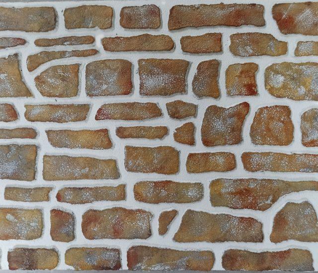 Panouri imitatie piatra pentru placari exterioare Techstone Nervis 2