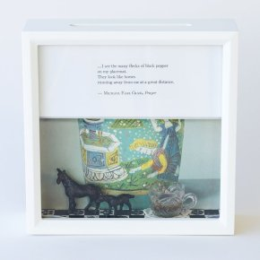 Tiny Writes Michael Earl Craig Poetry Shadowbox