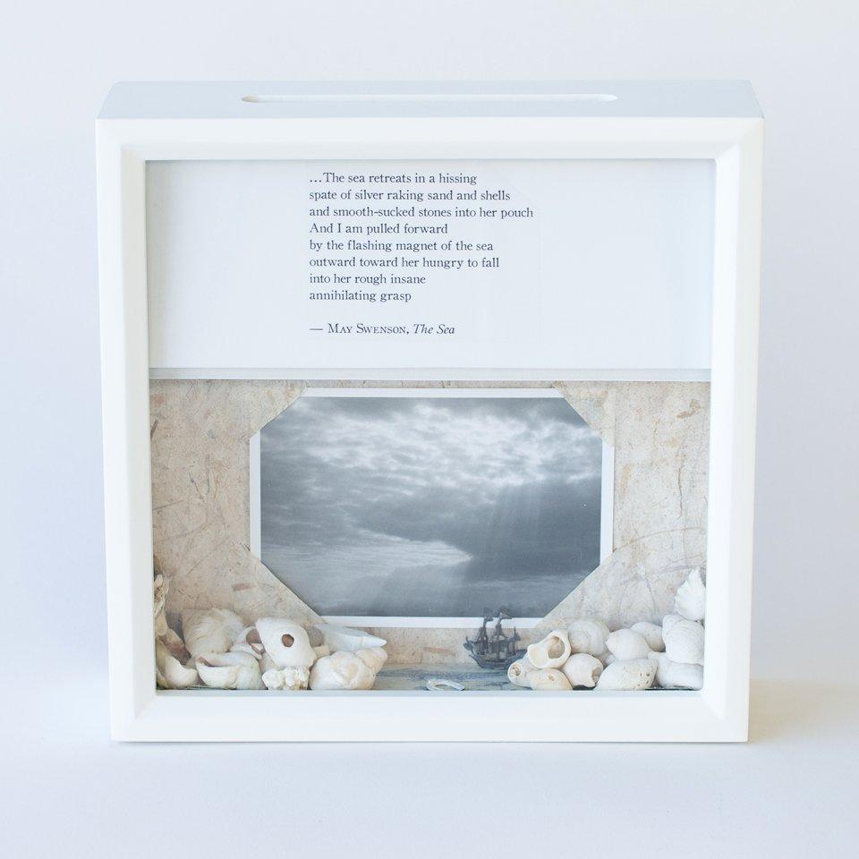 Tiny Writes May Swenson Poetry Shadowbox