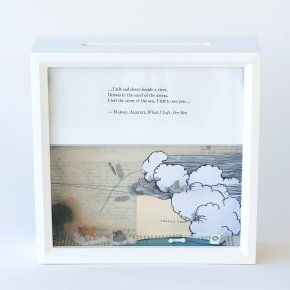 Tiny Writes Alberti Poetry Shadowbox