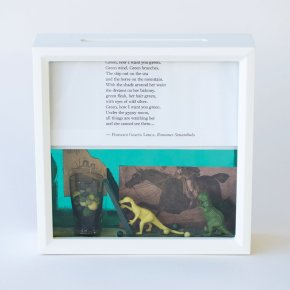 Tiny Writes Lorca Poetry Shadowbox