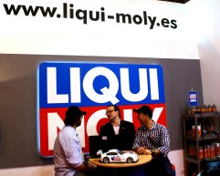 Liqui Moly y Angel Domenech