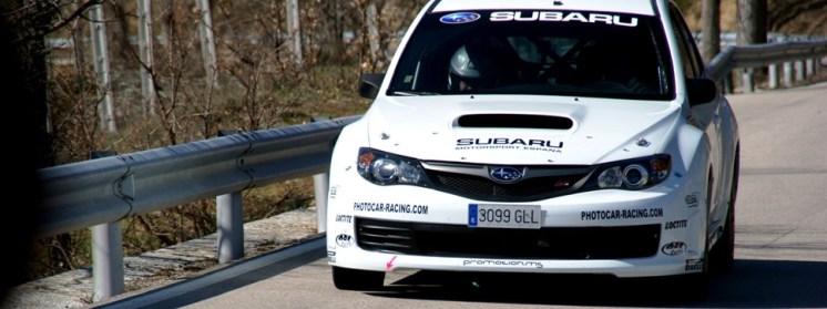 Impreza Monarri - CARandGAS - RallySprint Canencia 2013
