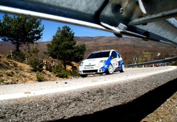 CAR and GAS - RallySprint Canencia 2013