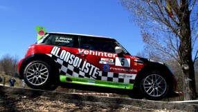 CAR and GAS - RallySprint Canencia 2013