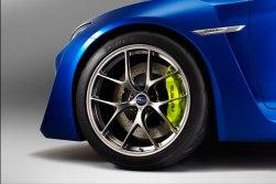 Subaru WRX llanta