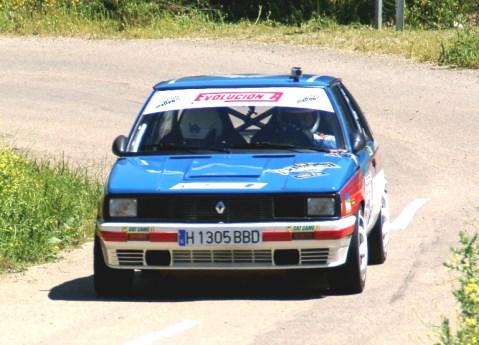 Abraham Cabrera RallySprint Arganda