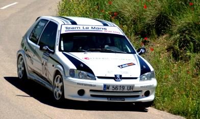 RallySprint Arganda Car and GAS