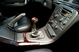 Volvo S80 Consola central2