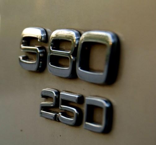 Volvo S80 Modelo