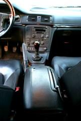 Volvo S80 vista trasera