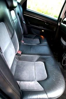 Volvo S80 plazas traseras