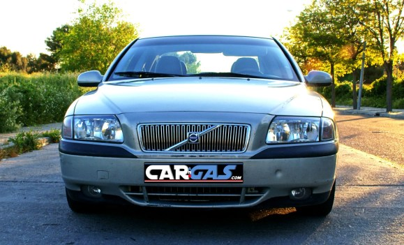 Volvo S80 Frontal