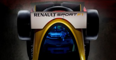 Renault Twizy RS F1 sport