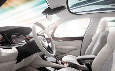 BMW Active Tourer Concept Car 10