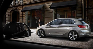 BMW Active Tourer Concept Car 03