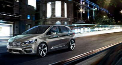 BMW Active Tourer Concept Car 05