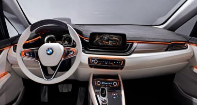 BMW Active Tourer Concept Car 06