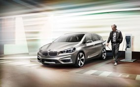 BMW Active Tourer Concept Car 08
