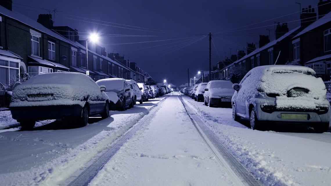 Consejo 6. Cómo conducir con nieve y hielo.