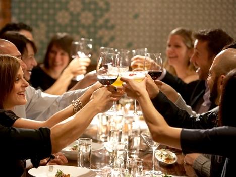 Consejo 5 – Alcohol y las Cenas de empresa