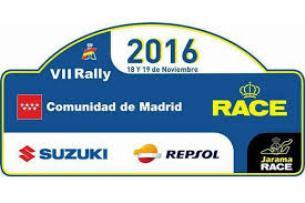 VII Rally Comunidad de Madrid – RACE