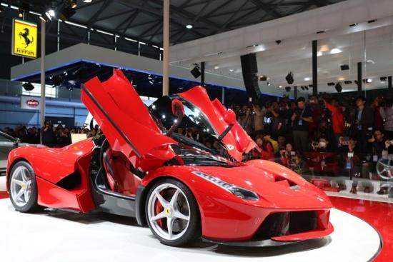Ferrari en vistas al futuro.