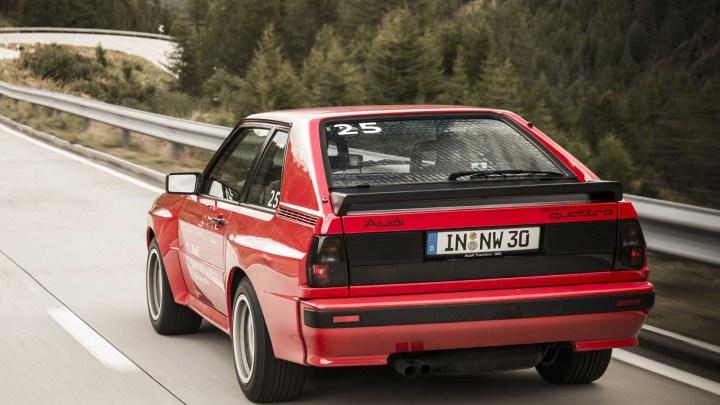 Audi Quattro Sport: El otro Campeón (Grupo B)