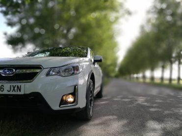 Subaru XV Boxer Diesel antiniebla derecho