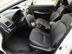 Subaru XV Boxer Diesel asiento